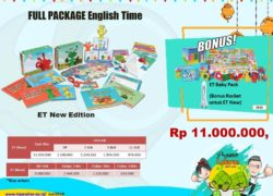 Full Package English Time